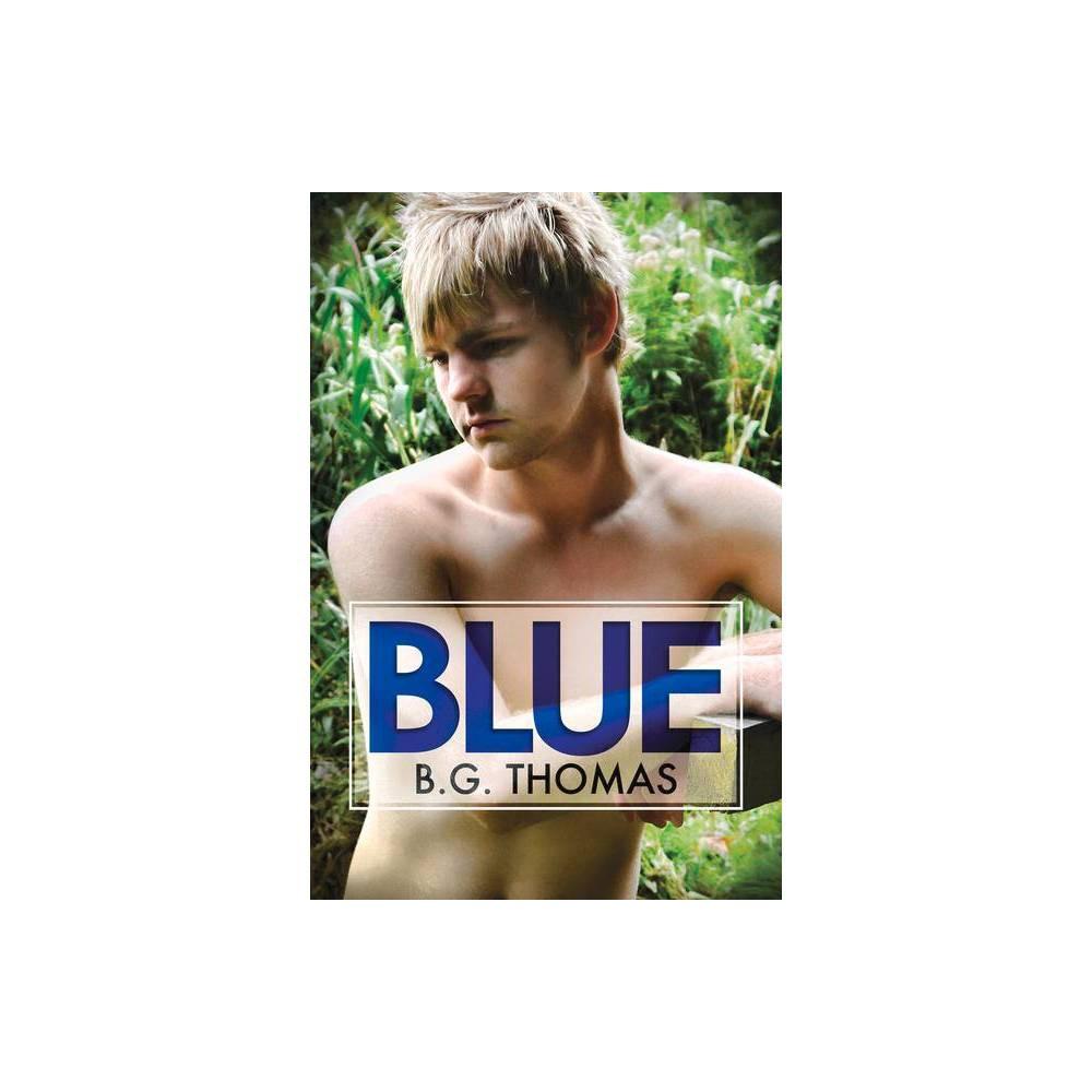 Blue By B G Thomas Paperback