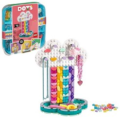 LEGO DOTS Rainbow Jewelry Stand 41905 Cool DIY Craft Decorations Toy Kit 213pc