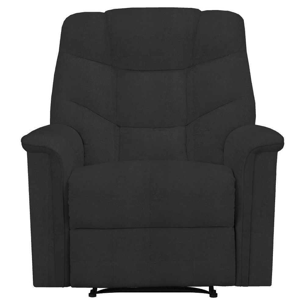 ProLounger Wall Hugger Recliner - Black - Handy Living