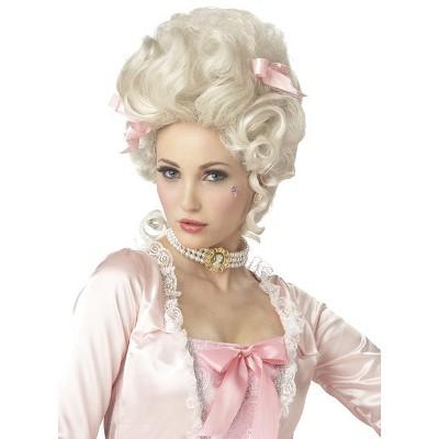 California Costumes Marie Antoinette Costume Wig - Blonde