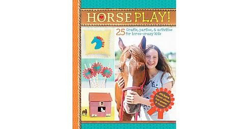 Horse Play! (Paperback) - image 1 of 1