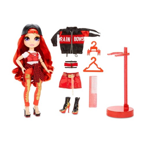 Rainbow High Ruby Anderson – Red Fashion Doll with 2 Outfits - image 1 of 4