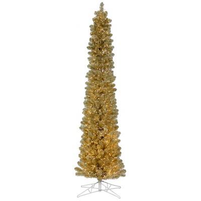 Vickerman Champagne Series Artificial Christmas Tree