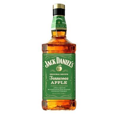 Jack Daniel's Tennessee Apple Whiskey - 750ml Bottle