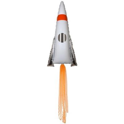 Meri Meri - Rocket Mylar Balloon - Balloons and Balloon Accessories - 1ct