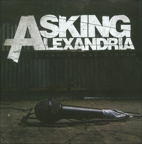 Asking alexandria - Stand up and scream (CD) - image 1 of 2