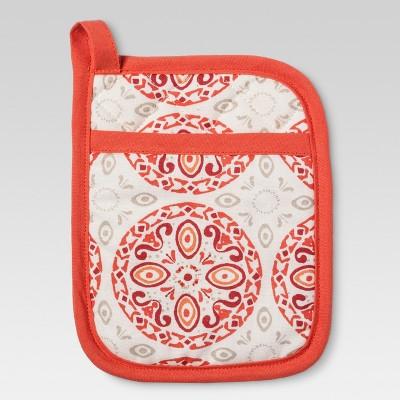 Orange Kitchen Textiles Pot Holder - Threshold™