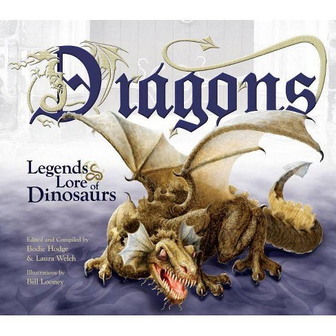 Dragons - (Hardcover) - image 1 of 1