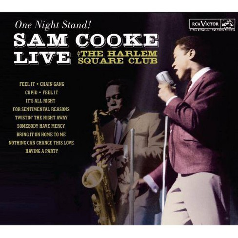 Sam Cooke - One Night Stand: Sam Cooke Live at The Harlem Square Club, 1963 (CD) - image 1 of 1
