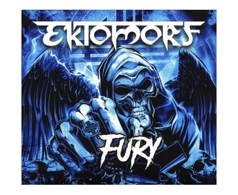Ektomorf - Fury (CD) - image 1 of 1