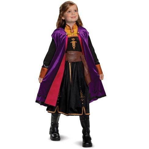 Frozen Frozen 2 Anna Deluxe Child Costume - image 1 of 3