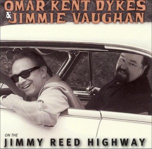 Omar Kent Dykes - On The Jimmy Reed Highway (CD) - image 1 of 1