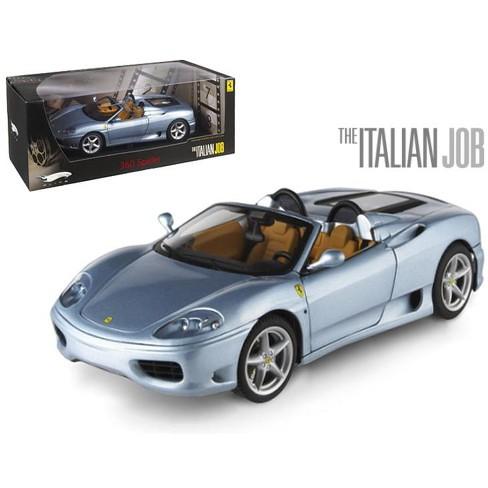 Ferrari 360 Modena Spider The Italian Job Movie Elite Edition 118