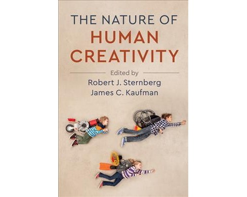 Nature of Human Creativity -  (Paperback) - image 1 of 1