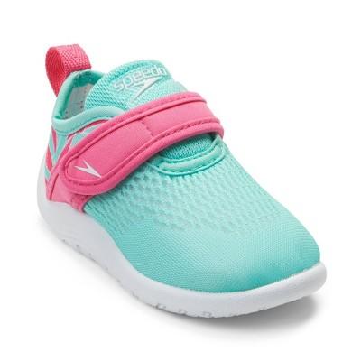 Speedo Toddler Girls' Shore Explorer Water Shoes - Mint