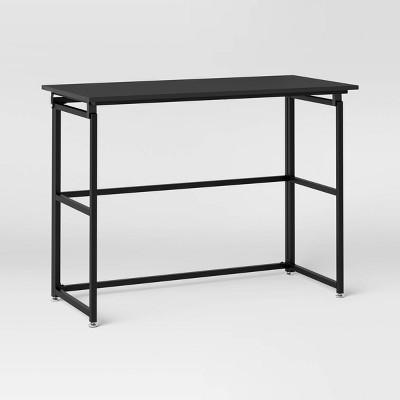 Folding Desk Black - Room Essentials™