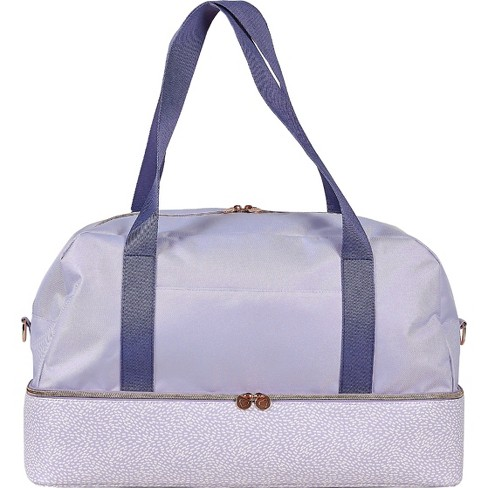 5e445e456b Designlovefest Weekender Bag - Lavender
