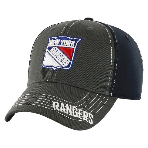 Fan Favorite NHL New York Rangers Cornerback Cap/Hat - image 1 of 2