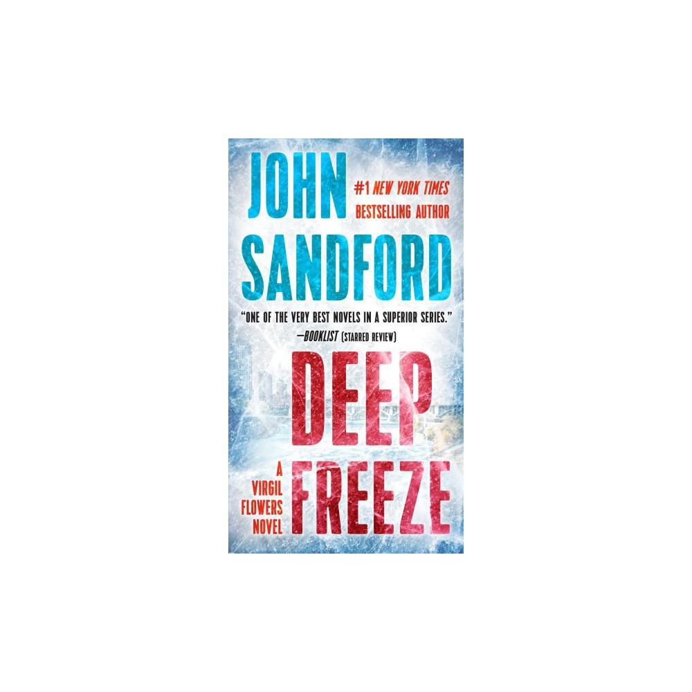 Deep Freeze - Reprint (Virgil Flowers) by John Sandford (Paperback)