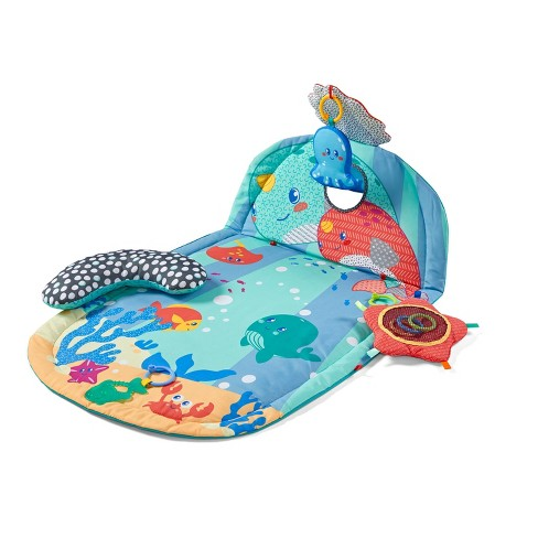 Infantino 3 Stage Above and Beyond Tummy Time Mat - image 1 of 4
