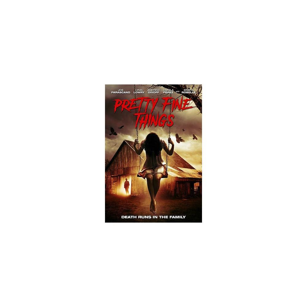 Pretty Fine Things (Dvd), Movies