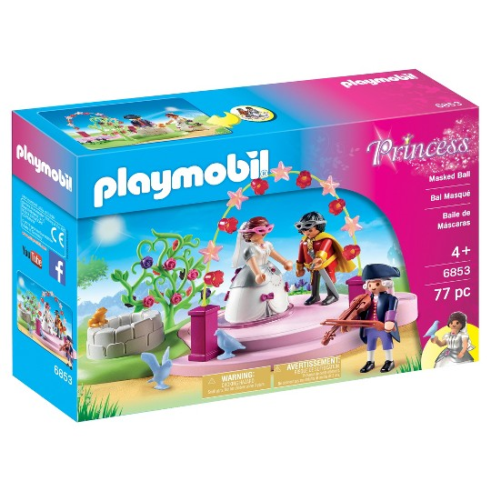 Playmobil Princess Masked Ball image number null