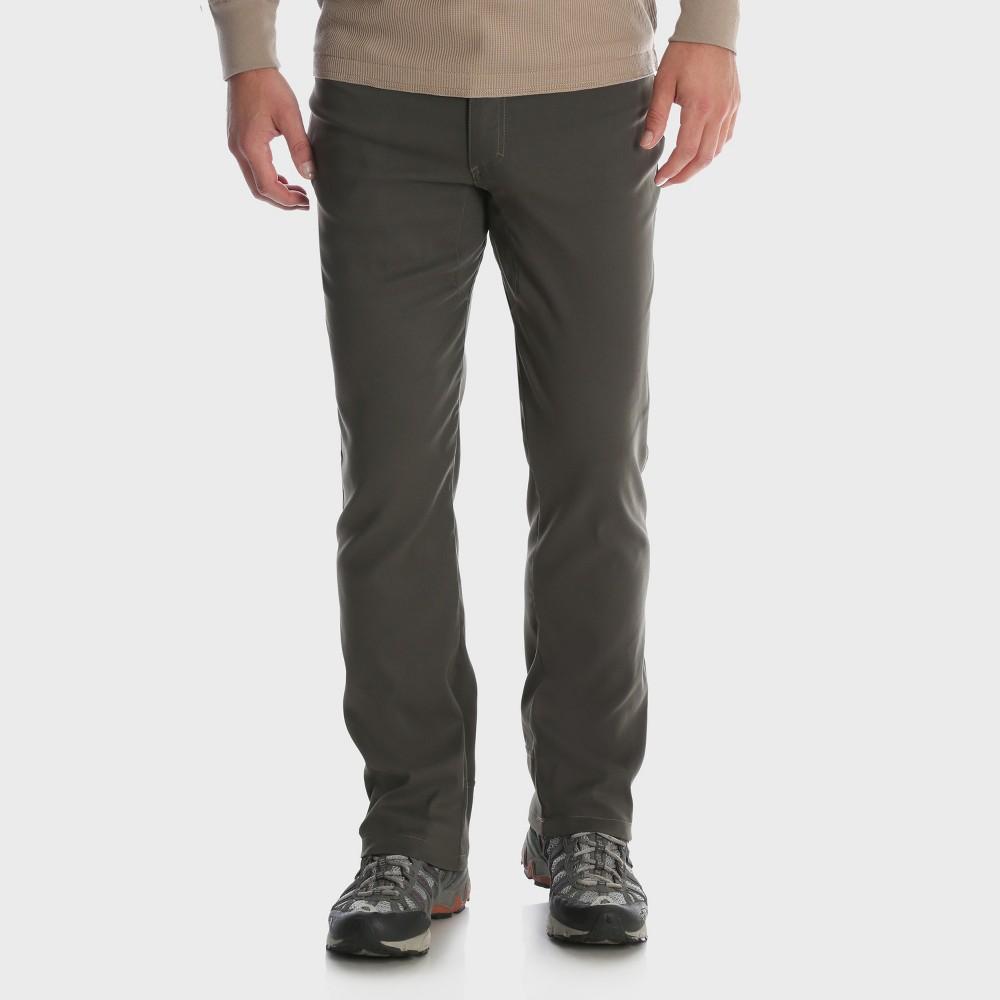 Wrangler Men's Outdoor River Edge Pants - Peat Moss 34x32