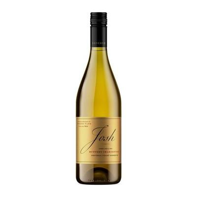 Josh Central Coast Reserve Buttery Chardonnay White Wine - 750ml Bottle