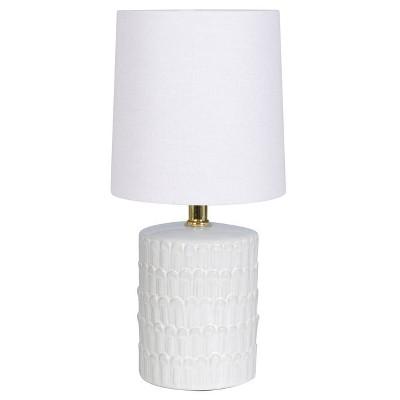 Ceramic Mini Table Lamp White - Opalhouse™