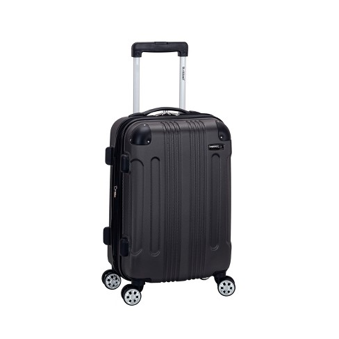 """Rockland Sonic 20"""" Expandable Hardside Carry On Suitcase - Gray - image 1 of 4"""