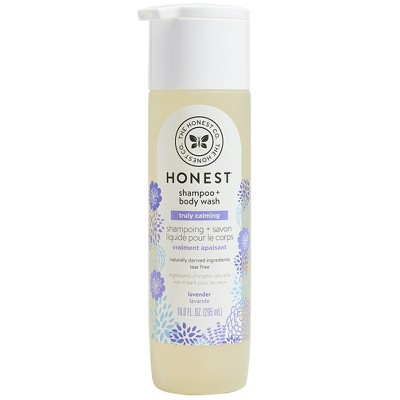 The Honest Company Truly Calming Shampoo & Body Wash Lavender - 10 fl oz