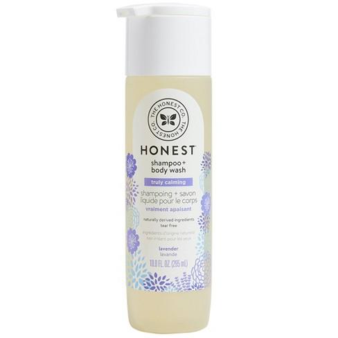 The Honest Company Truly Calming Shampoo & Body Wash Lavender - 10 fl oz - image 1 of 4