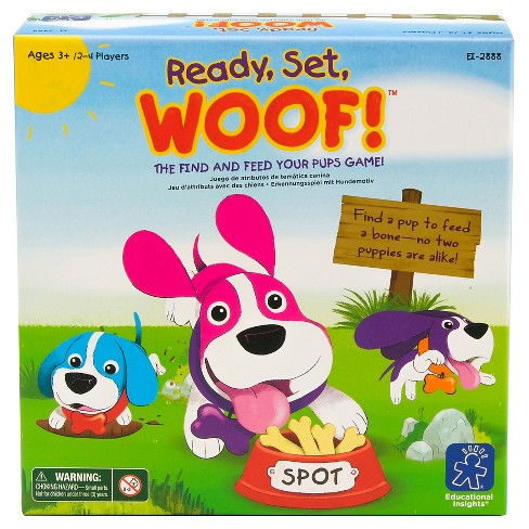 Educational Insights Ready, Set, Woof! Game - image 1 of 4