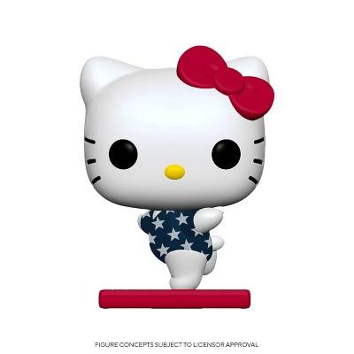 Funko POP! Sanrio: Hello Kitty Sports - Gymnast Hello Kitty (Target Exclusive)