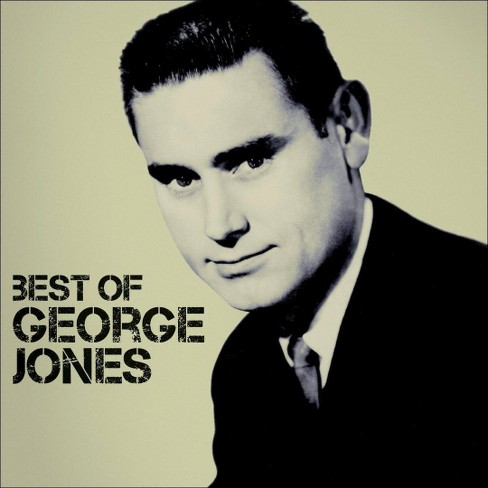 George Jones - Icon:George Jones (CD) - image 1 of 1