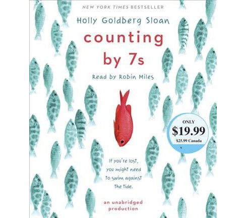 Counting by 7s (Unabridged) (CD/Spoken Word) (Holly Goldberg Sloan) - image 1 of 1