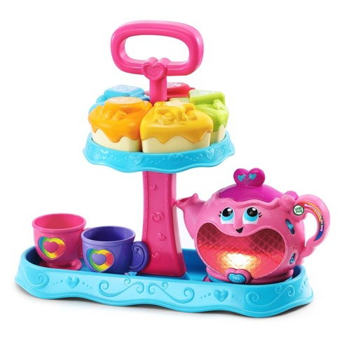 LeapFrog Musical Rainbow Tea Party - image 1 of 4
