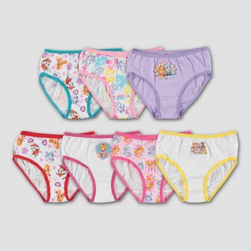 Girls' PAW Patrol 7pk Underwear - image 1 of 2