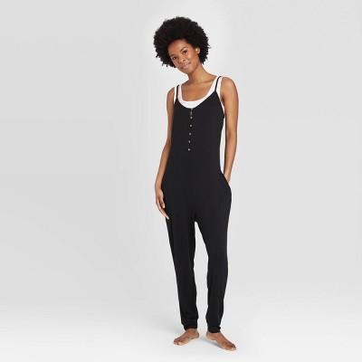 Women's Lounge Playsuit - Colsie™ Black L