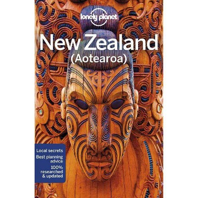 Lonely Planet New Zealand - (Country Guide) 19th Edition (Paperback)