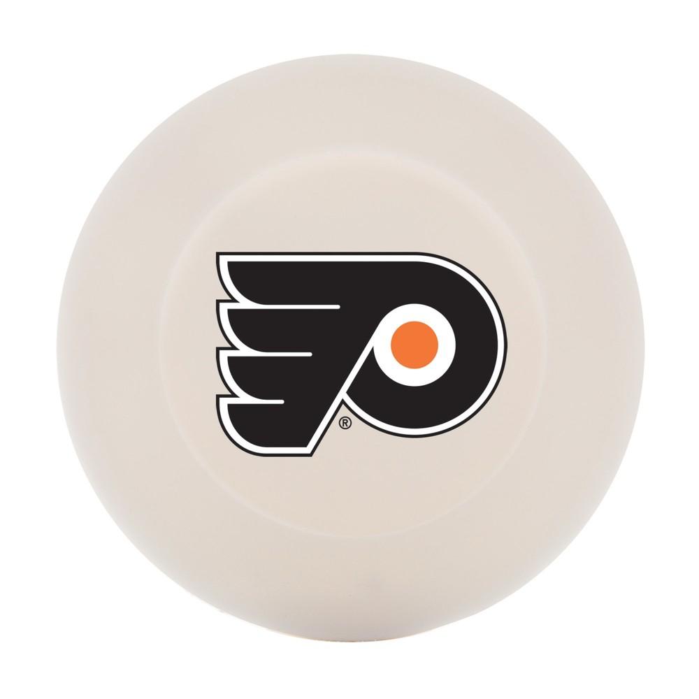 NHL Philadelphia Flyers Franklin Sports Street Hockey Puck