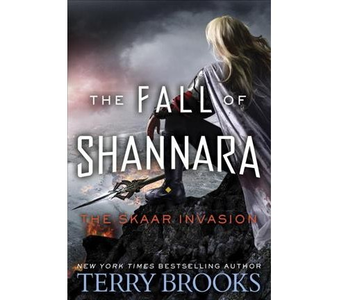 Skaar Invasion -  (Fall of Shannara) by Terry Brooks (Hardcover) - image 1 of 1