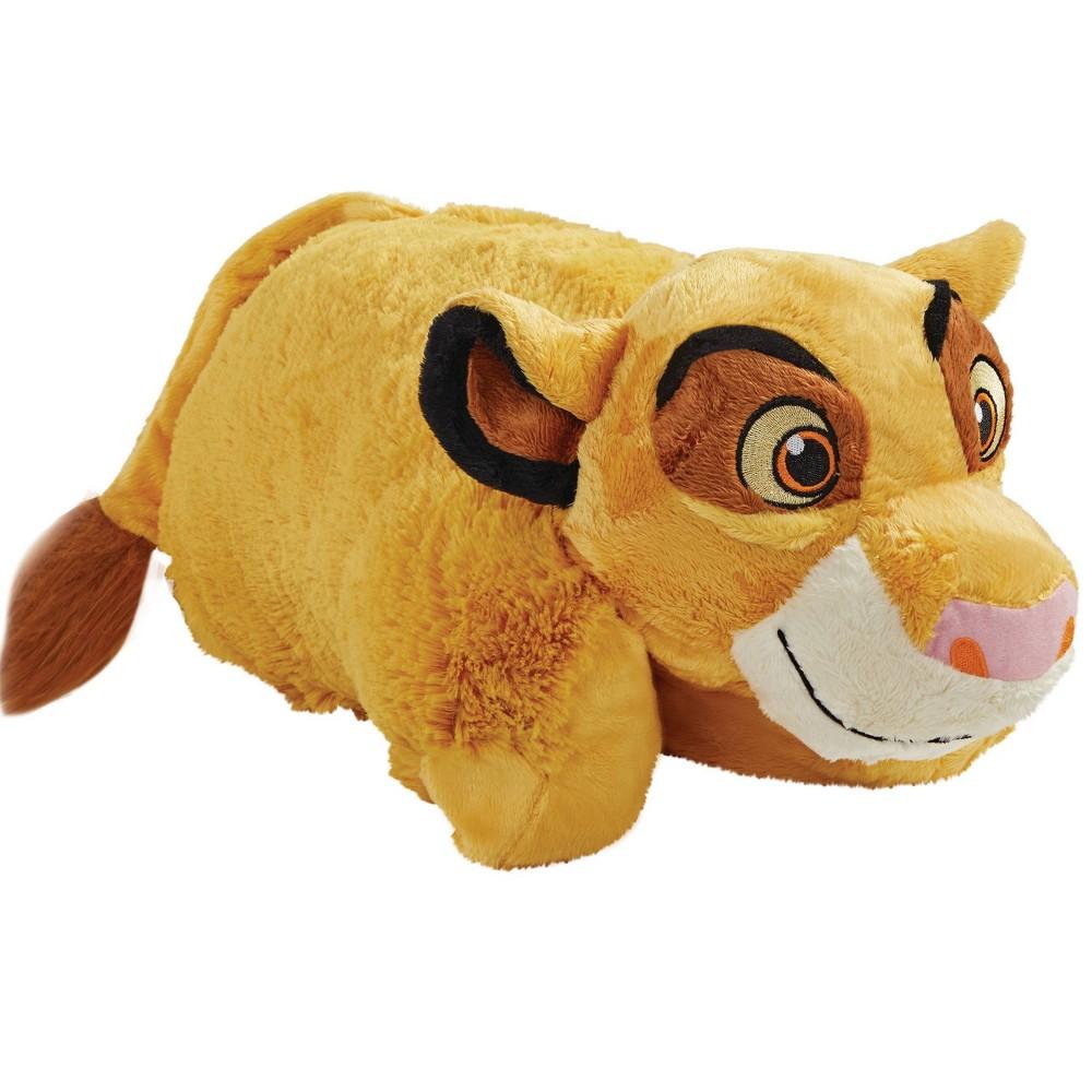 Image of Disney's Lion King Simba Pillow - Pillow Pet