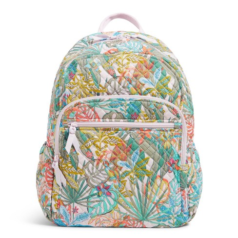 Vera Bradley Women's Recycled Cotton Campus Backpack - image 1 of 4
