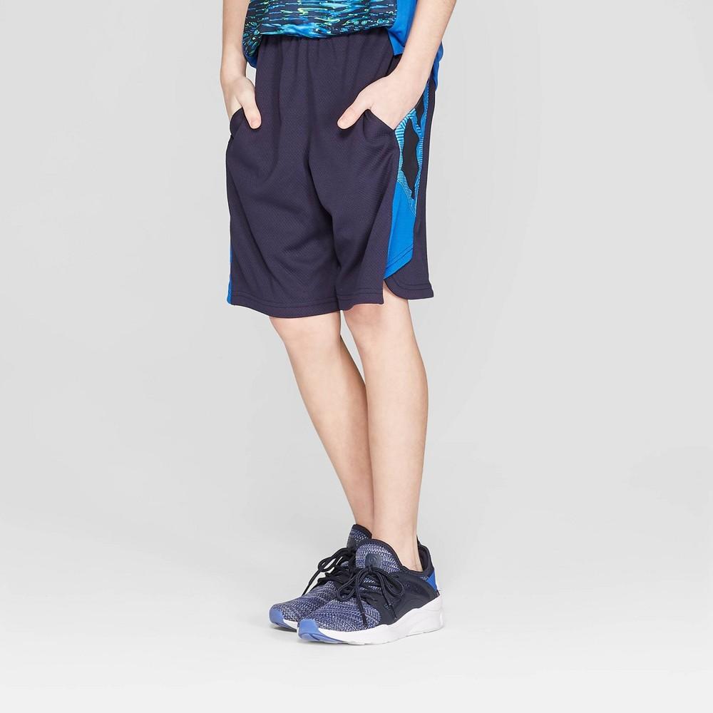 Boys' Court Shorts - C9 Champion Navy (Blue) XS