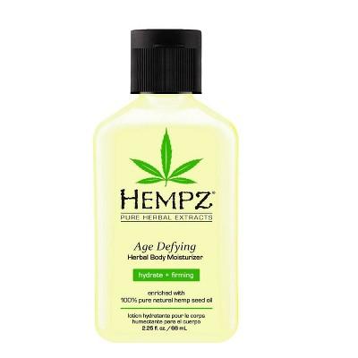 Hempz Age Defying Herbal Moisturizer - 2.25oz