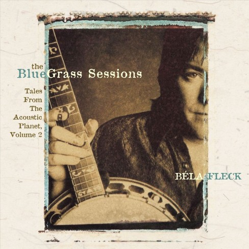 Bela fleck - Bluegrass sessions:Tales from the aco (CD) - image 1 of 2