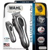 Wahl Deluxe Chrome Pro Complete Men's Haircut Kit with  Finishing Trimmer & Soft Storage Case - 79650-1301 - image 2 of 3