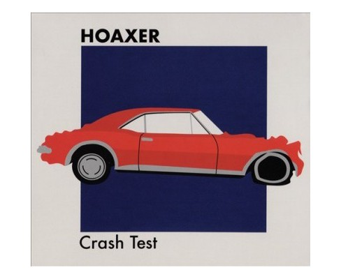 Hoaxer - Crash Test (CD) - image 1 of 1