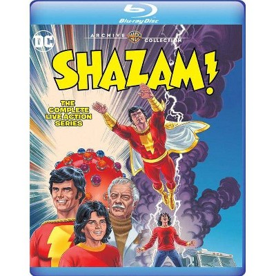 Shazam!: The Complete Series (Blu-ray)(2019)
